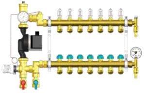 underfloor_heating_manifold_3way_bledning_control
