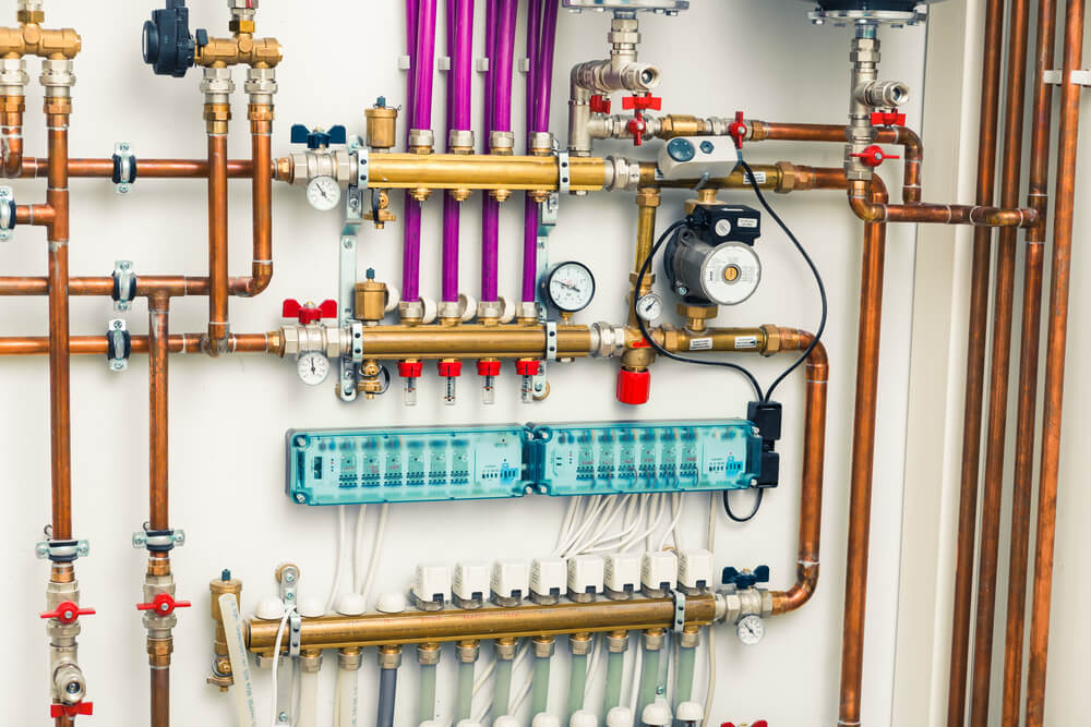 Components and Controls Of Heating Systems | Central Heating