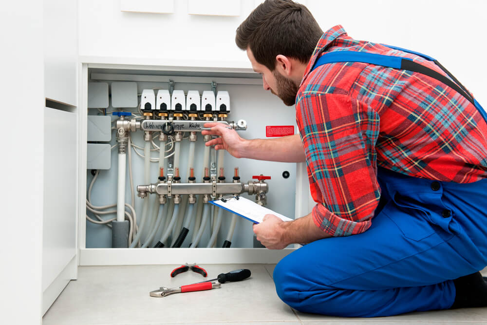 Servicing And Maintenance Underfloor Heating Systems